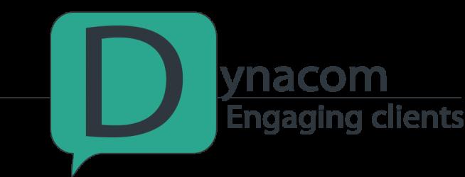 Dynacom logo